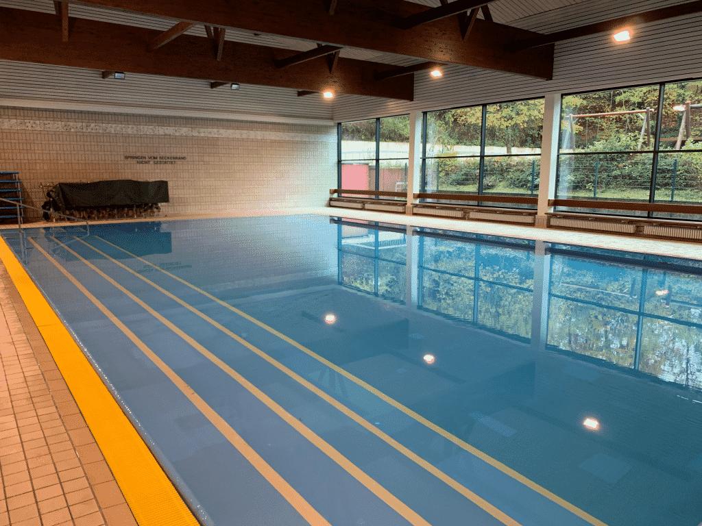 Schwimmen lernen in Marburg
