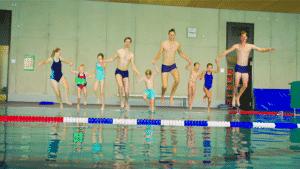 Schwimmkurs Video