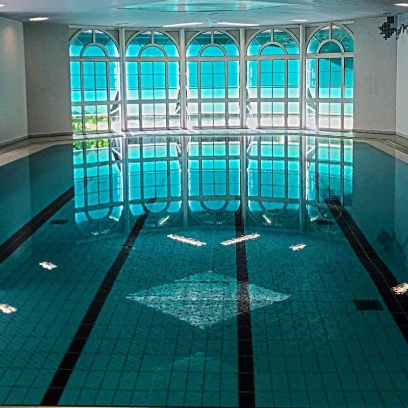 Schwimmen lernen in Lindenfels