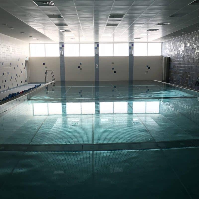 Schwimmen lernen in Bad Nauheim